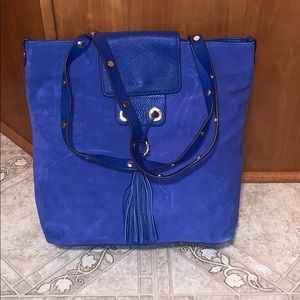 Blue Aimee Kestenberg Purse